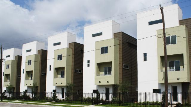 East End Houston Townhomes