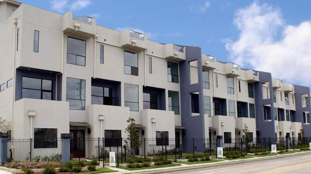 Midtown Townhomes Houston
