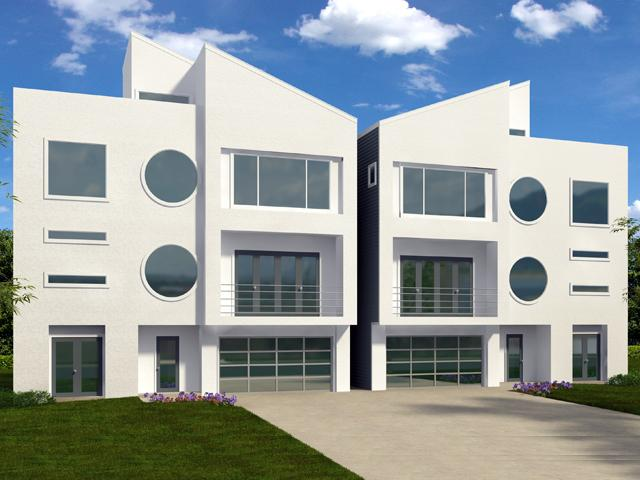 Upper Kirby Townhomes Houston