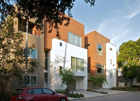 Rice Village Townhomes Houston