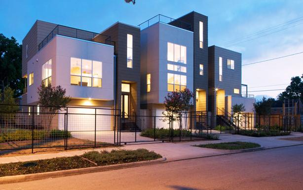 Museum District Townhomes Houston